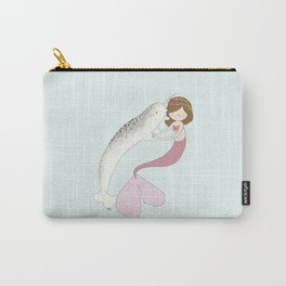 Natalie and Amelia Carry-All Pouch