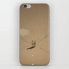 Nearly Hembrug iPhone Skin