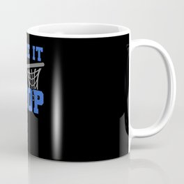 Basketball Take It To The Hoop College Player Coffee Mug