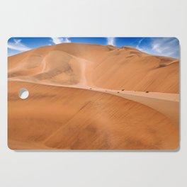 The Namib Desert, Namibia Cutting Board