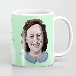 Happy Annie Wilkes - Misery (Green) Coffee Mug