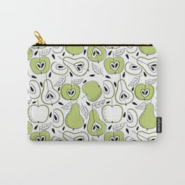 Pear pattern Carry-All Pouch