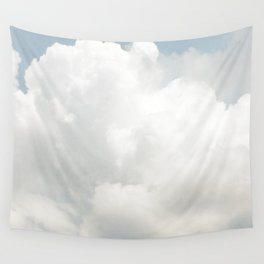 Beautiful Clouds V10 Wall Tapestry