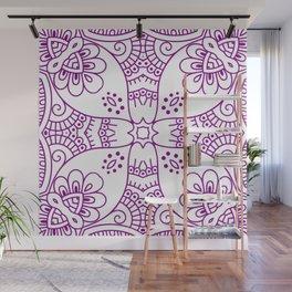Mindful Mandala Pattern Tile MAPATI 135 Wall Mural