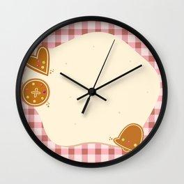 Designers baking edition Wall Clock