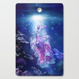 The Mermaid's Encounter Cutting Board