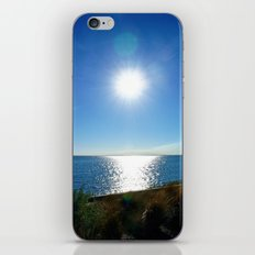 Solitaire Sky iPhone & iPod Skin