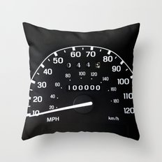 Ready for New Roads Throw Pillow