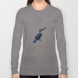 The King Fisher Long Sleeve T-shirt