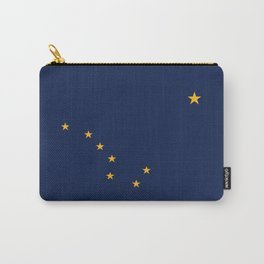 Alaskan State Flag Carry-All Pouch