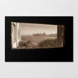 Prisoner's Regret Canvas Print