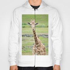Smiling Giraffe Hoody