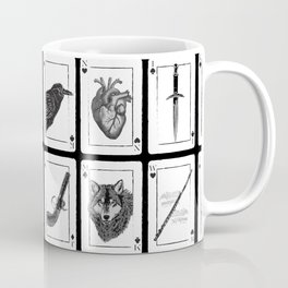Six Of Crows - Black Coffee Mug