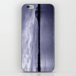 Shimmering water iPhone Skin