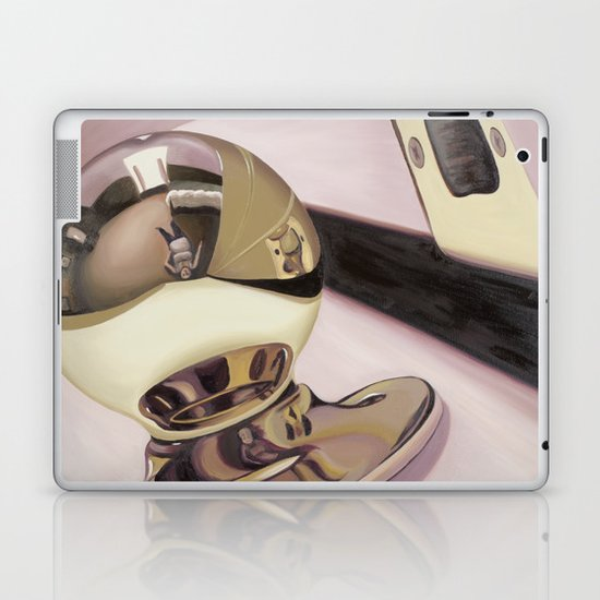 Doorknob #3 Laptop & iPad Skin