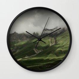 Greenscape Wall Clock