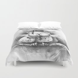 The Unwanted Answer Duvet Cover