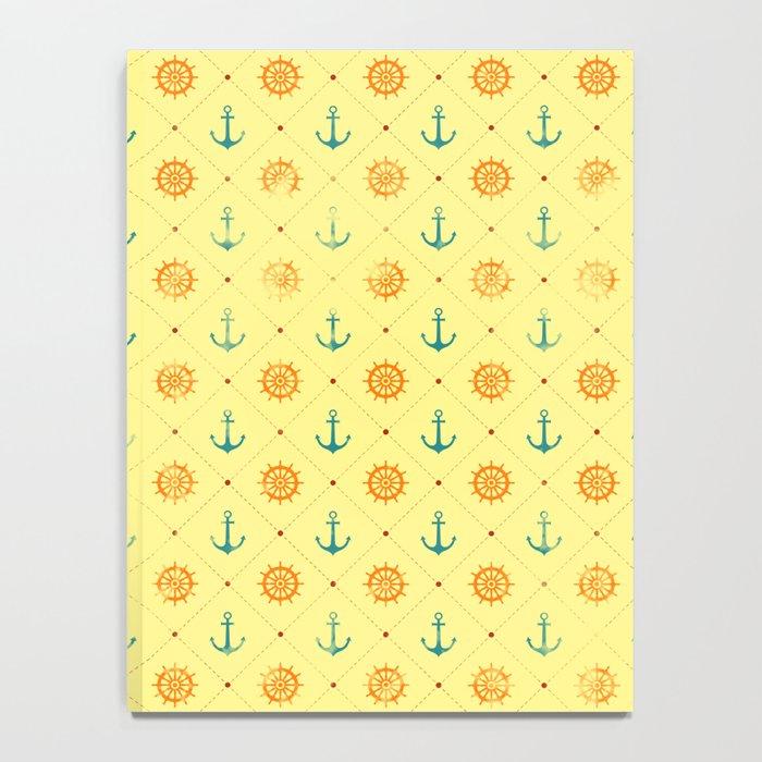 Old Navy Pattern Notebook