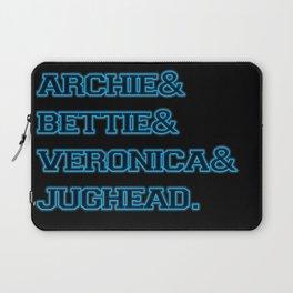 Archie & Bettie & Veronica & Jughead. Laptop Sleeve
