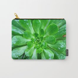 Giant succulent flower Carry-All Pouch