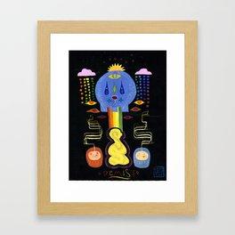 DeMisT Framed Art Print