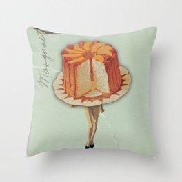 Miss Angel Food Cake #Society6 #BuyArt #Decor Throw Pillow