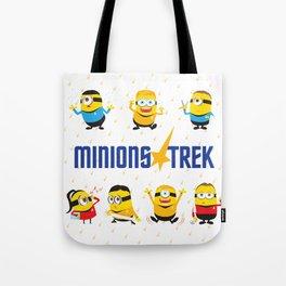 Minion Trek Tote Bag