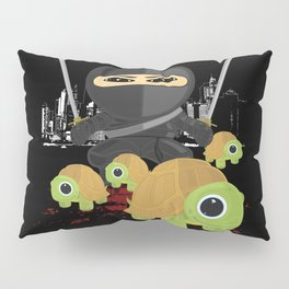 Ninja Turtles Pillow Sham
