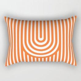 |U| Rectangular Pillow