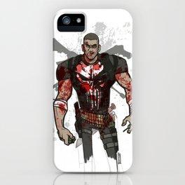 Frank Castle iPhone Case
