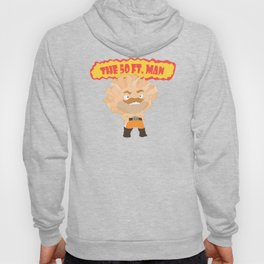 The powerful 50ft. man Hoody
