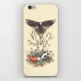 Eternal Sleep iPhone Skin