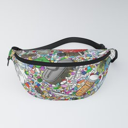 Addicted Fanny Pack