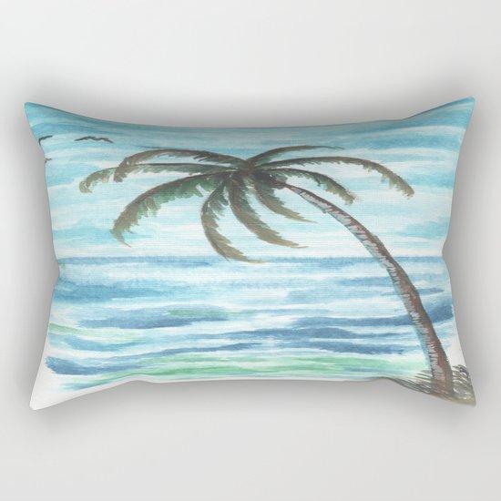 Calm Day Rectangular Pillow