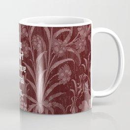 6 Inch Coffee Mug