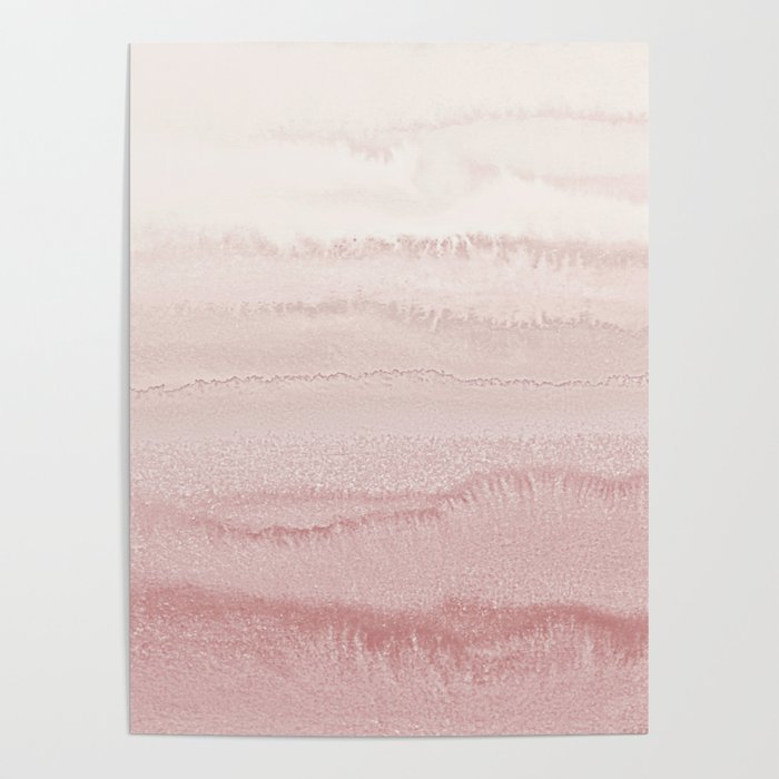 WITHIN THE TIDES - BALLERINA BLUSH Poster