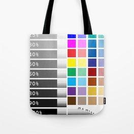 Test Color Sample Tote Bag