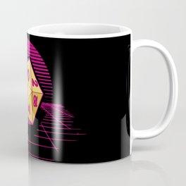 DND Synthwave Coffee Mug