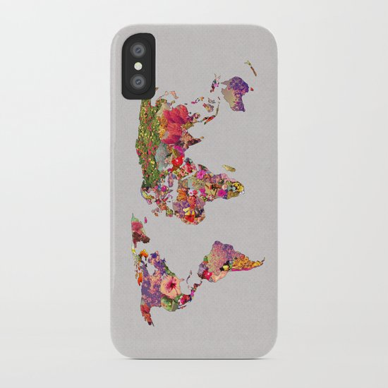 It's Your World iPhone Case