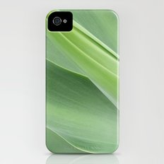 Green Agave Attenuata iPhone (4, 4s) Slim Case