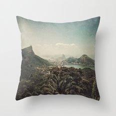 a piece of heaven Throw Pillow
