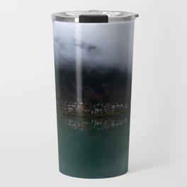 Reservoir On The Soca River Travel Mug