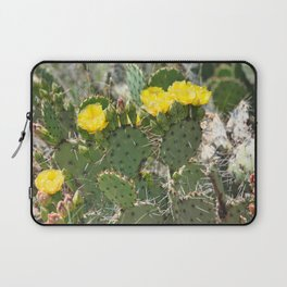 Cactus Flower Laptop Sleeve