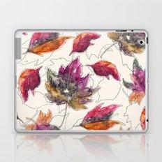 Maple Pattern Laptop & iPad Skin