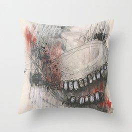 Identification Throw Pillow