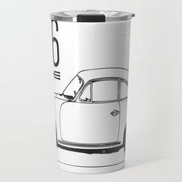 porsche 356 Travel Mug