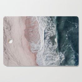 Crashing waves Cutting Board