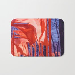 Gates Blowing In The Wind No. 1 Bath Mat