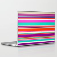 bubblegum Laptop & iPad Skins featuring Bubblegum by Rachel Bouch