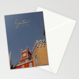 Sintra Travel Print Stationery Cards